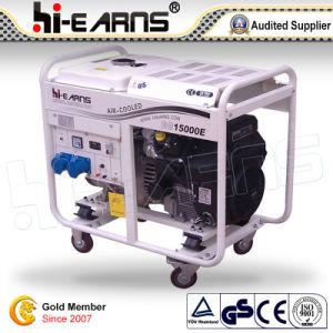 De generator van de benzine met motor KOHLER (GG15000E)