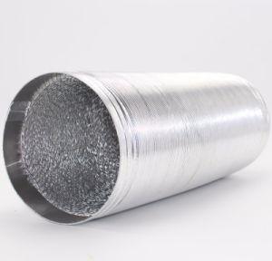 Sistema HVAC engrossar quarta folha Estrutura Camadas de Condicionador de Ar e ventilador de cozinha Tubo Flexível