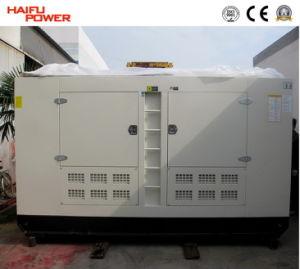 400KW/500kVA Aprobación EPA Generador silencioso