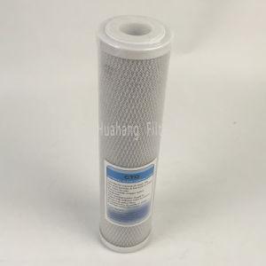 Van de de filterpatroon van het omgekeerde osmosewater van het de koolstofwater geactiveerd de filterelement