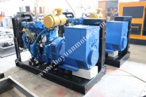 De open Diesel Genset van het Type door Shangchai Engine 500kw