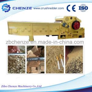 大きい容量のドラムタイプ木製の砕木機60-70t/H