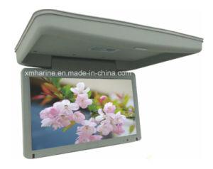Entrada HDMI Manual 15,6 no visor do Monitor do Barramento do Carro