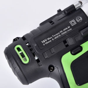 Drahtloses Bohrgerät des Berufsc$li-iondrahtloses Bohrgerät-12V mit niedrigerem Preis
