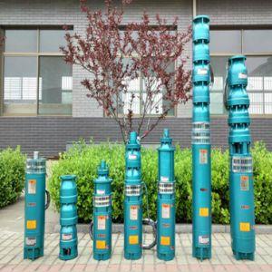 Série Qj bem profundo da bomba de água submersível de Aço Inoxidável