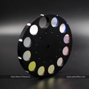 Filtro paso banda óptica filtro de banda estrecha Clm 340-1080nm
