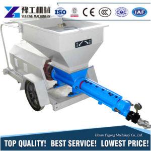 Vis de professionnels de la pompe à injection de cimentation de mortier de ciment pour la vente