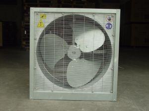 Montado en la ventana de escape Indusrrial ventilador ventilador o ventiladores Hvls /