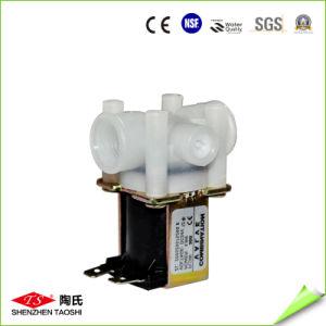La electroválvula válvula accionada por piloto de fabricante para el purificador de agua RO