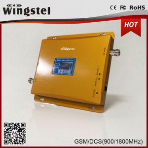 Caliente de 2018 Nuevo modelo de amplificador de señal de doble banda, Amplificador de señal móvil 2G 3G 4G Amplificador de señal
