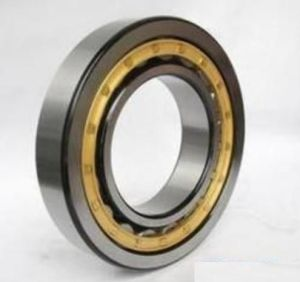 Roulement à rouleaux cylindriques en acier chromé, roulement à rouleaux NSK (NJ212)