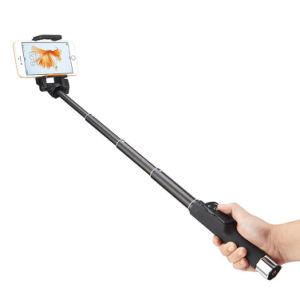Tampo da Mesa Selfie Stick com Tripé e Remoto Bluetooth