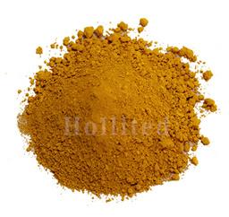 Pigmento amarillo para la pintura