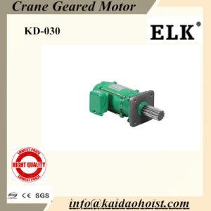 Motoréducteur 0.4KW CRANE = Fin le moteur du chariot