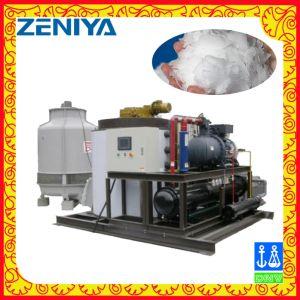 Grand flocon Machine à glace pour Industrial Machine à glaçons