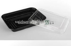 500 мл одноразовой пластиковой упаковке суши продовольствия (S815)