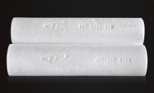 10のインチPPの水フィルターのための溶解によって吹かれるろ過材