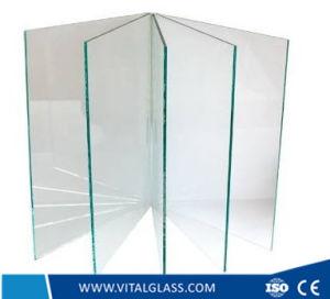 Tempered curvo/ha macchiato Lacqured/strato/glassato/non luce vivida/vuoto/vetro float automobilistico