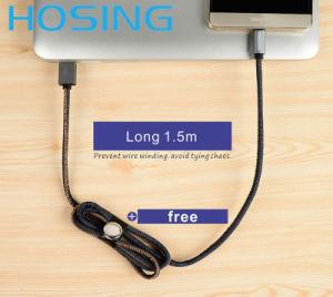 Джинсы кабель передачи данных на базе Android Ios 1 м /1,2 м / 1.5m линии передачи данных