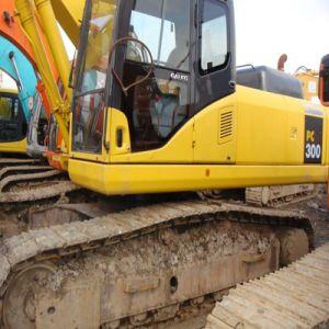 Grande escavatore della strumentazione utilizzato il Giappone PC300-7 KOMATSU del macchinario di costruzione della scala