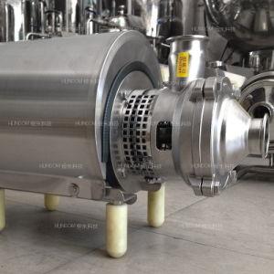 스테인리스 액체를 위한 위생 CIP 각자 프라이밍 펌프