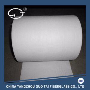 Venta caliente Polyster blanco tejido del filtro de aire y líquido