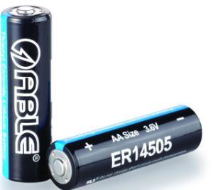 3.6V Thionyl van het lithium de Batterij Er14505 van het Chloride aa 3.6V