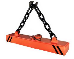 Magnete di sollevamento automatico dell'attrezzatura di movimentazione elettro per il fascio del piatto d'acciaio