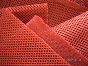Tecido de malha para materiais de calçado de desporto