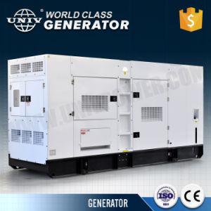 セリウムは承認したWeichai Engine (UGY20PS)が動力を与えた90kwディーゼル発電機を