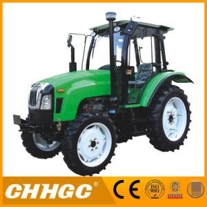 Chhgc China 55Cv 4WD de tractores agrícolas baratos