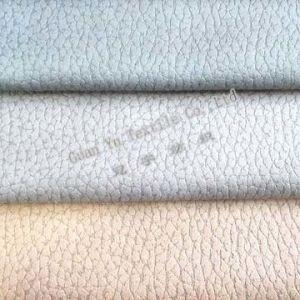 Veludo de poliéster com relevo Suede Sofá Fabric (G69-26)