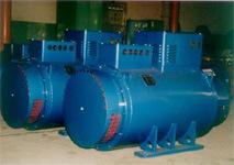 높은 산출 발전기 (GM Seires)