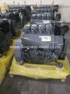 掘削機またはトラクターのためのDeutzの空気によって冷却されるディーゼル機関F4l912