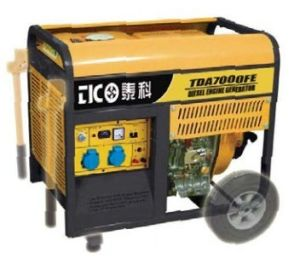 Groupe électrogène Diesel (TDA7000F(E))
