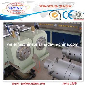 Certificado CE de la línea de producción de tubos de PVC doble