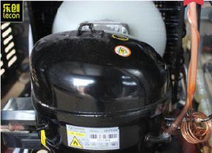Visor de carne de congelador de marisco frigorífico