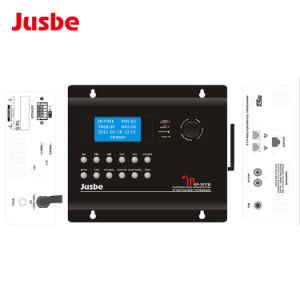Комплекс зданий/школе вещания Gp-1016b системы голосового оповещения сетевой терминал с VFD дисплей