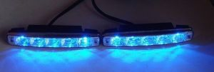 LED-Tageszeit-Positionslampe/Lampe (blaue 9-12V)