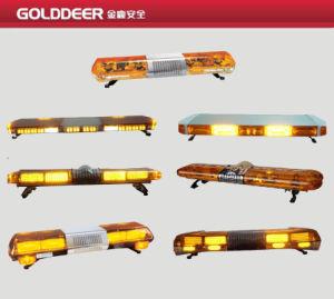 Golddeer Röhrenblitz-heller Stab (bernsteinfarbig)