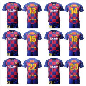 19 20 Messi Soccer Jersey Camiseta Barcelona De Futbol Coutinho camisola de futebol