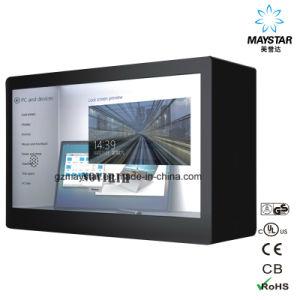 1 anos de garantia Windows PC 3D da tela de toque LCD transparente