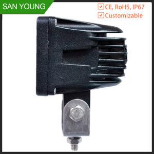 10W CREE LED pour le camion des feux de travail Les véhicules à moteur