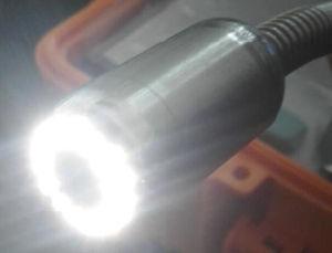 camera van de Inspectie van de Pijpleiding van de Lente van het Niveau van 29mm de Zelf Flexibele Lange
