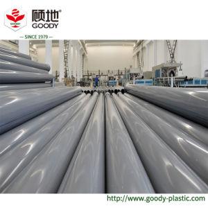 110mm tuyau PVC UPVC tuyau tuyau d'alimentation de l'eau