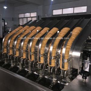 Máquina de biscoito depositante de chocolate