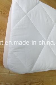 Hotel protector de colchón provisto de colchón de cubierta de la sábana de cama