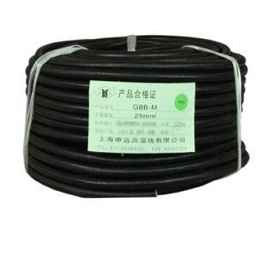 Высокая температура двойной слой силиконового герметика оплеткой провода