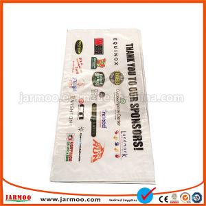 Bandiera su ordinazione del PVC di stampa, bandiera del vinile, bandiera della flessione, bandiera esterna, bandiera della visualizzazione, facente pubblicità alla bandiera