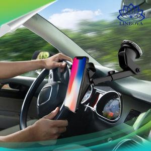 Carga rápida de Qi de la ventana de ventilación de aire cargador inalámbrico